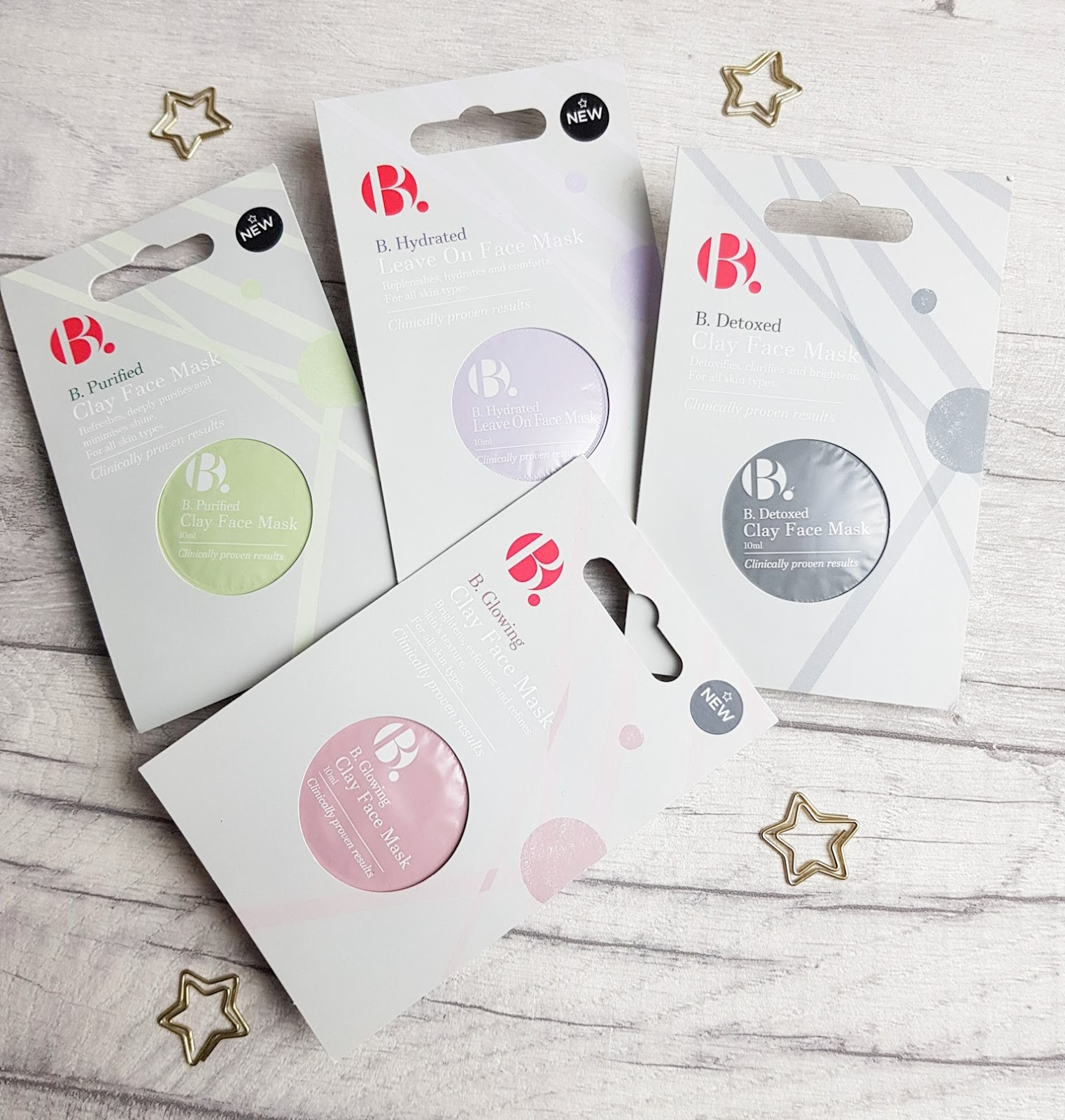 B. Skincare | Pod Face Masks Superdrug New release