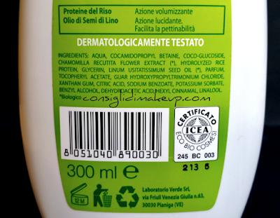 opinioni shampoo in's supermercato