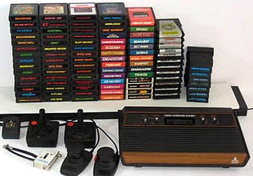 Videogames antigos raros e caros