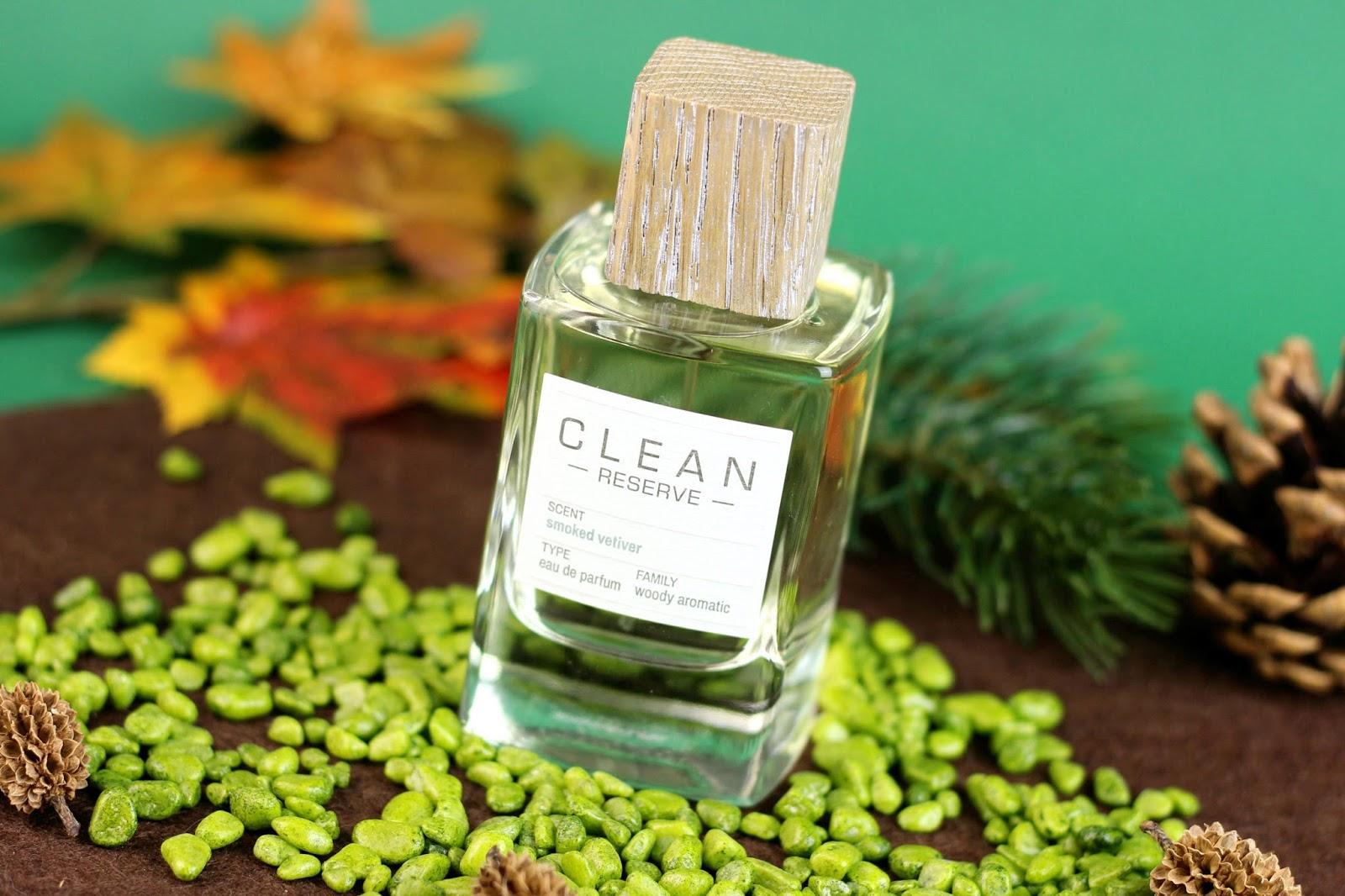 clean, reserve, smoked vetiver, eau de parfum, herrenduft, review, erfahrung, geschenkidee, duftbeschreibung, nachhaltig, holzig, aromatisch, männerduft, maskulin, damenduft, Clean Perfume, holzig-erdig,