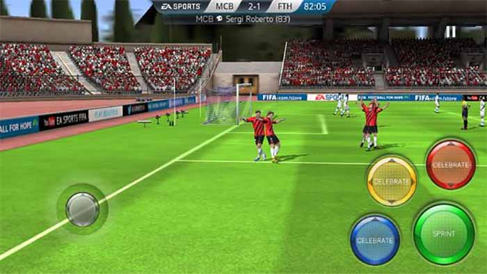 fifa 16 world cup gameplay