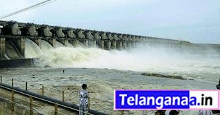 Kadam Dam in Telangana