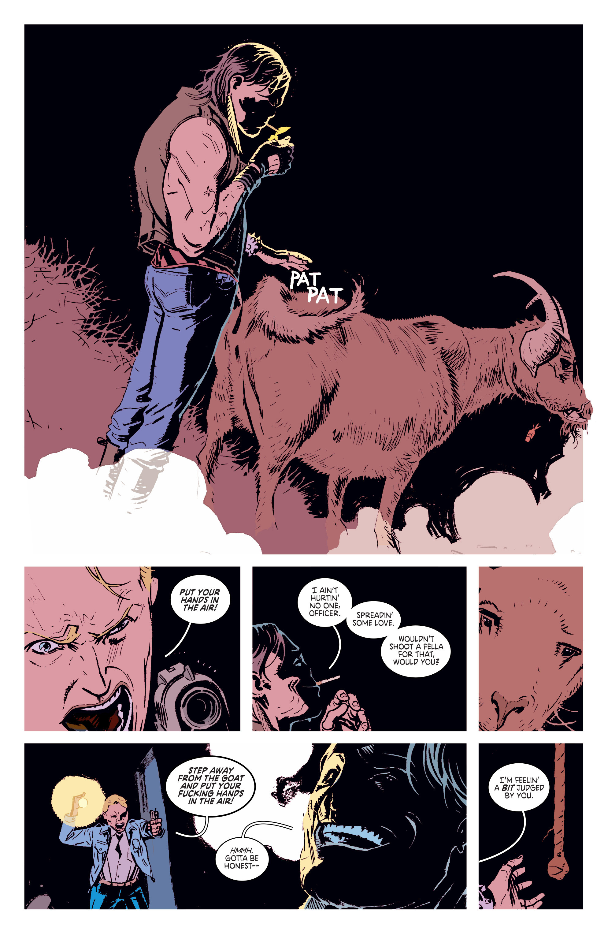 Read online Deadly Class comic -  Issue #2 - 28