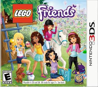 Lego Friends Download 3ds Cias