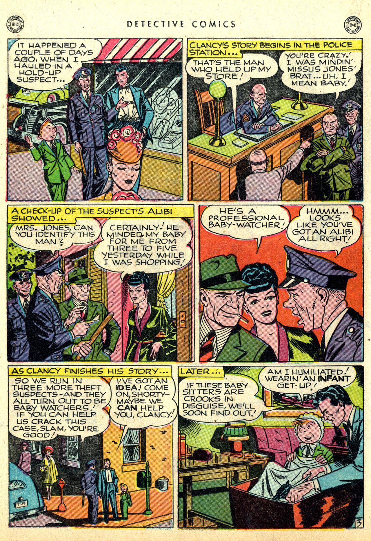 Read online Detective Comics (1937) comic -  Issue #133 - 30
