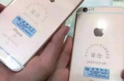 pria kaya china reuni bagi-bagi iPhone