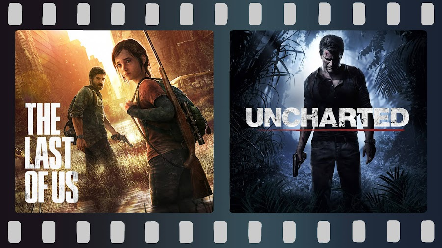 uncharted last of us movies