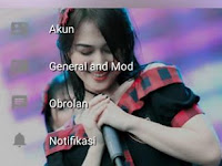 Update BBM MOD Melody JKT48 V3.0.0.18 Terbaru