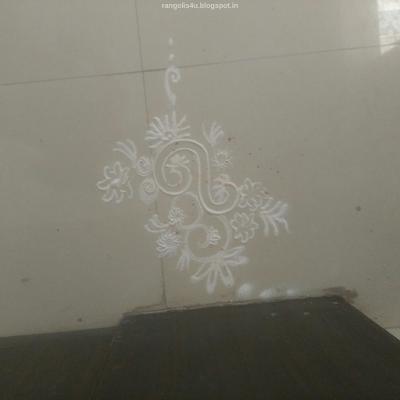Lohri Rangolis