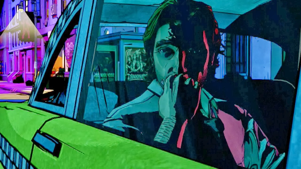 Stu's Game Reviews: The Wolf Among Us - Ch 1 - Faith - Review
