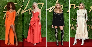 Fashion Police:  Fashion Awards 2017