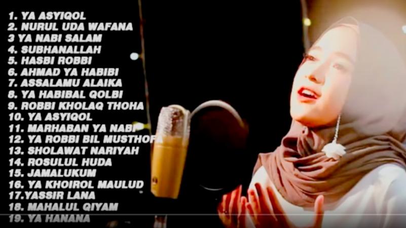 Full Album Nissa Sabyan 2018 Ya Asyiqol Musthofa 19 Lagu Hot Trending,Nissa Sabyan, Album Nonstop Mp3, Album Religi, Lagu Sholawat, 2018,