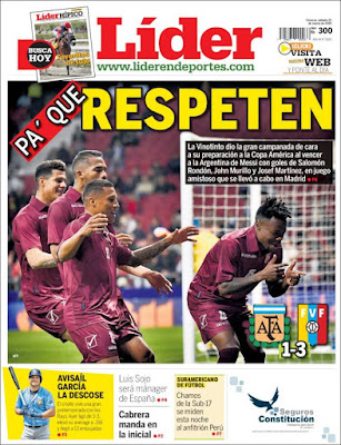 Pa' que respeten a venezuela