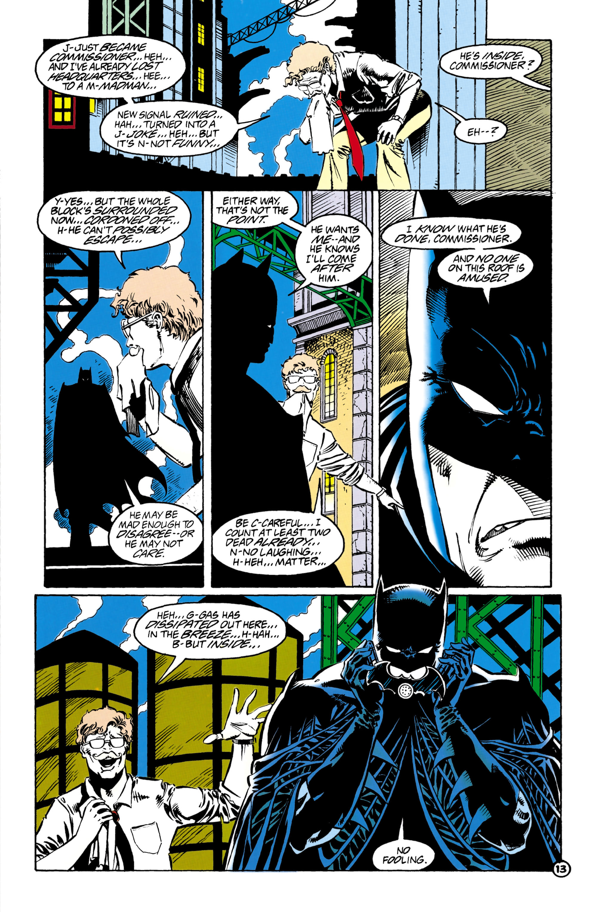 Catwoman (1993) Issue #39 #44 - English 14