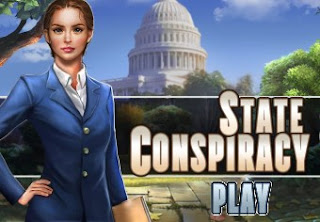 State Conspiracy Hidden Object Object Game