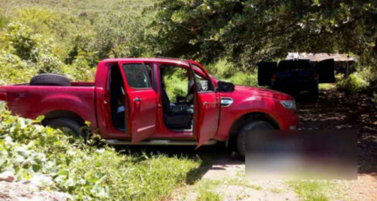 Fuerte enfrentamiento armado entre sicarios y policías deja dos sicarios muertos en Guerrero