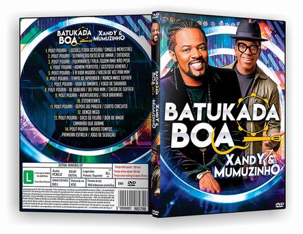 CAPA DVD – Batukada boa -Xande de Pilares e Mumuzinho – ISO