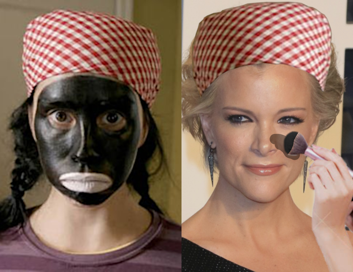 Sarah Silverman and Megyn Kelly blackface