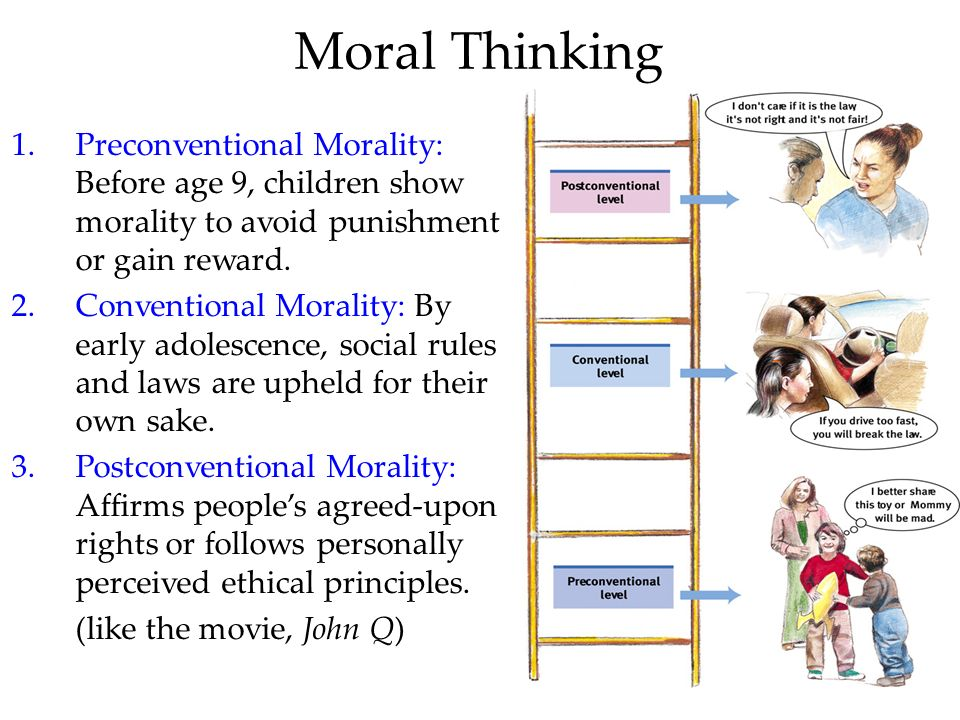 kohlberg s moral stages theory Thus gilligan produces her own stage theory of moral development for women like kohlberg's, it has three major divisions: preconventional, conventional, and post.