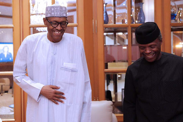 Buhari and VP