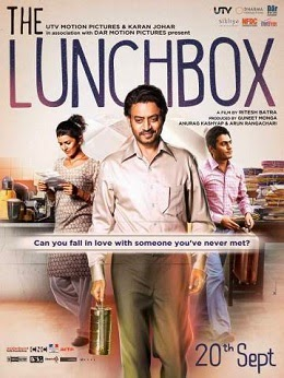 Bollywood Hindi Movie Review: The Lunchbox Poster