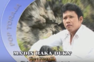 Lirik Lagu Toraja Ma'din Raka Duka' (Picer Hutahaean)