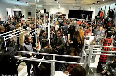 Balmain x H&M  uk sale