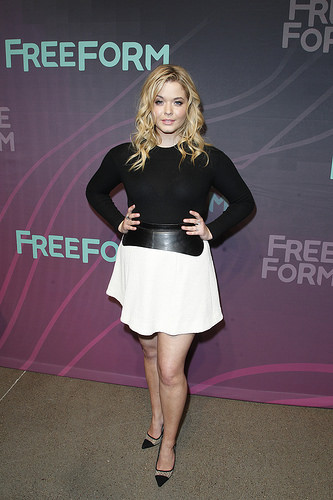 Pretty Little Liars Who Is On The A Team Sasha Pieterse