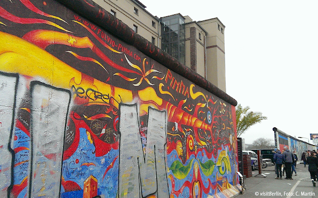 Wall Museum - East Side Gallery - Berlim