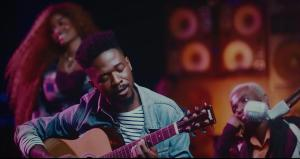[Video] Johnny Drille - Shine