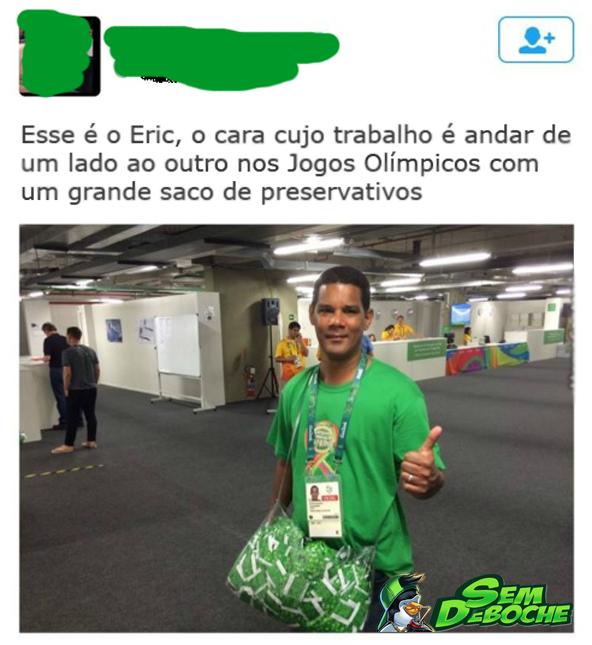 CONHEÇAM O ERIC