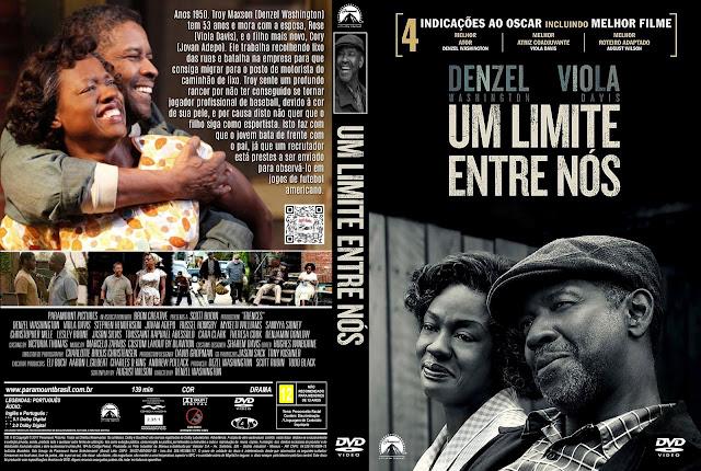 Capa DVD Um Limite Entre Nós [Custom]