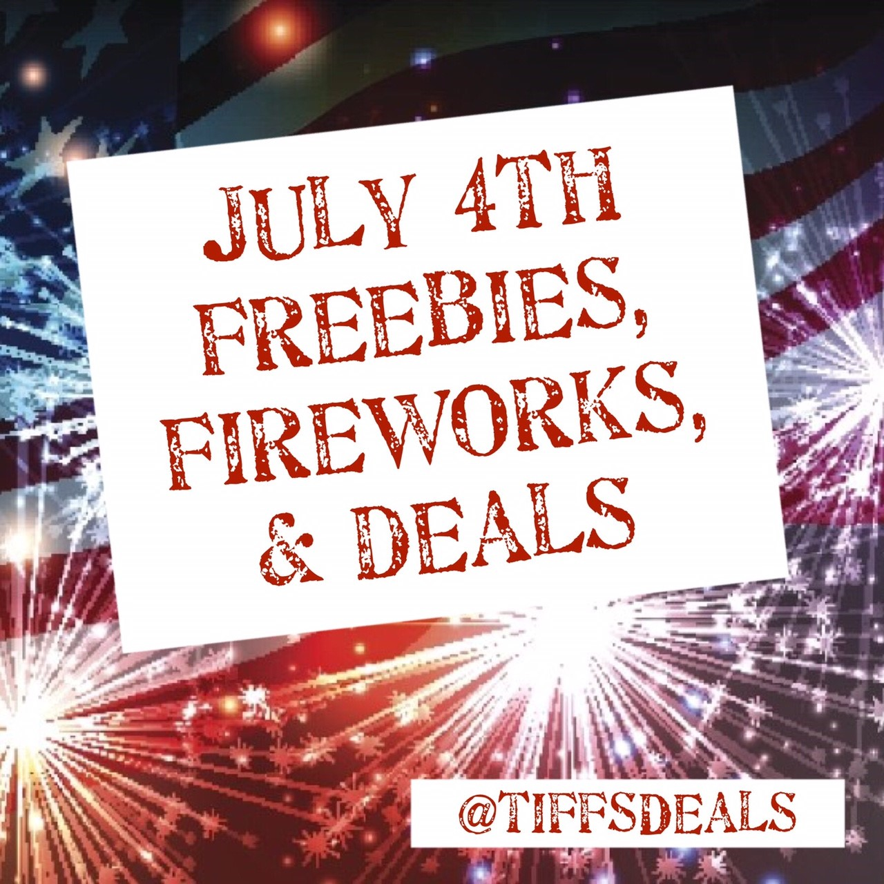 Tiff s Deals - NOLA and National Savings  Freebies   Fireworks for ... 2c24e75a3