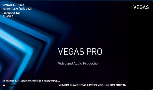[Soft] MAGIC VEGAS Pro v.16.0.0.352 (x64)