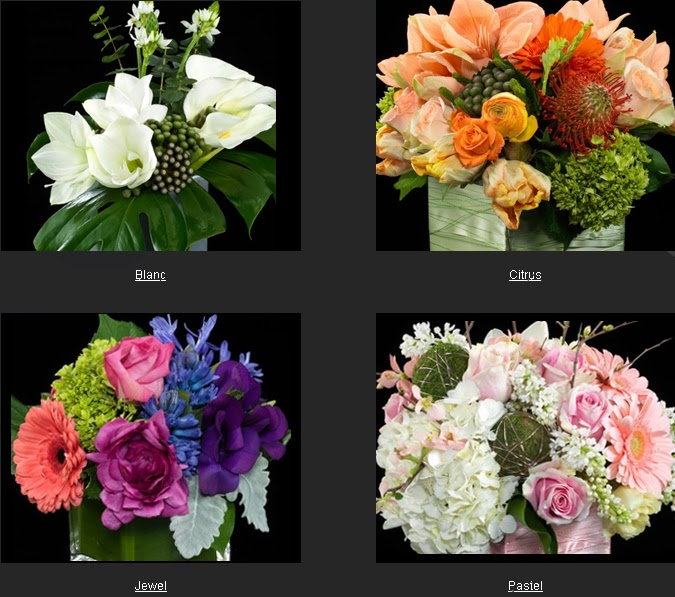 Stapleton Floral Wedding Flower Color Galleries