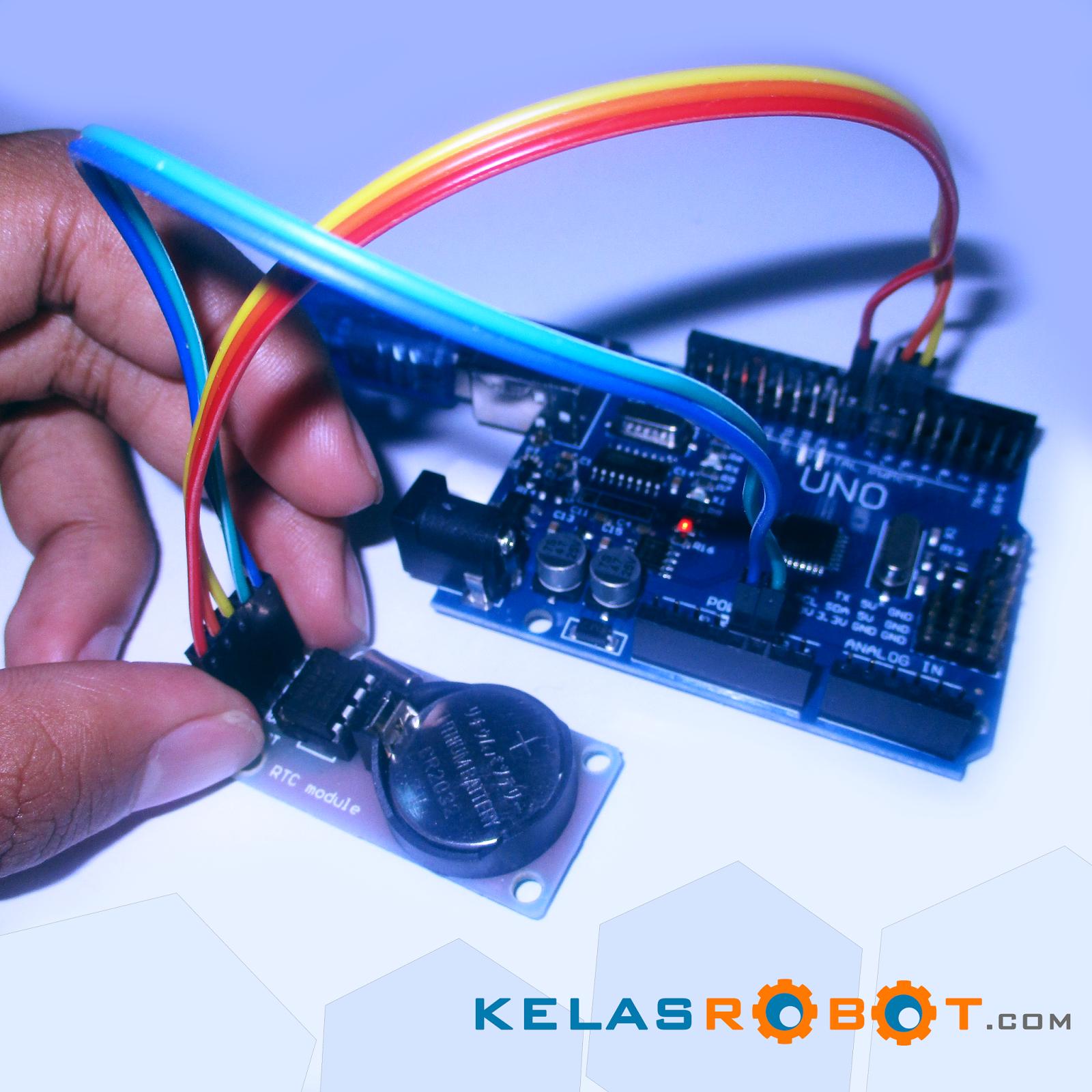 Cara Mudah Program RTC Module DS1302 Jam Digital Dengan Arduino ... cc984514f0