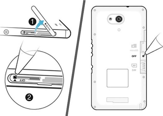 Новости sony: Как перезагрузить Sony Xperia если он завис
