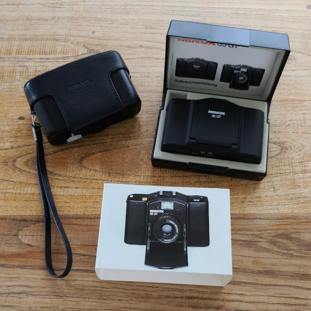 Minox 35GT for sale in Hong Kong