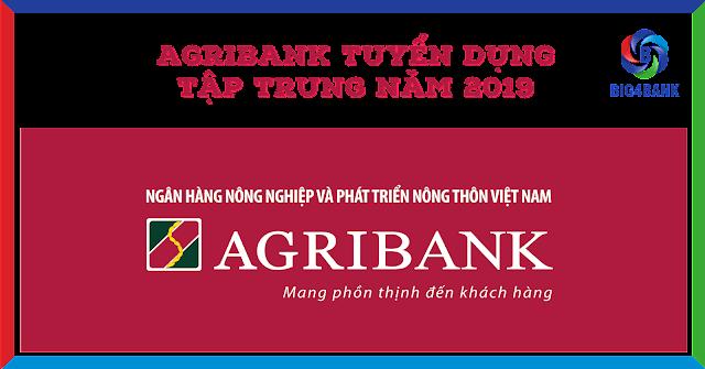 Agribank Tuyển Dụng Tập Trung Trên Địa Bàn Tp. Hà Nội, Tp. Hồ Chí Minh Năm 2019