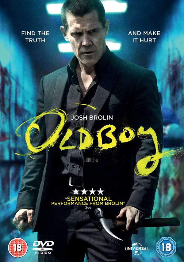 Oldboy (2013) โอลด์บอย เปิดบัญชีแค้น