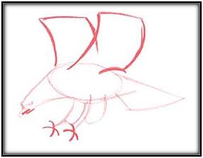 Unduh 53+  Gambar Burung Elang Yg Mudah  Terbaik Free