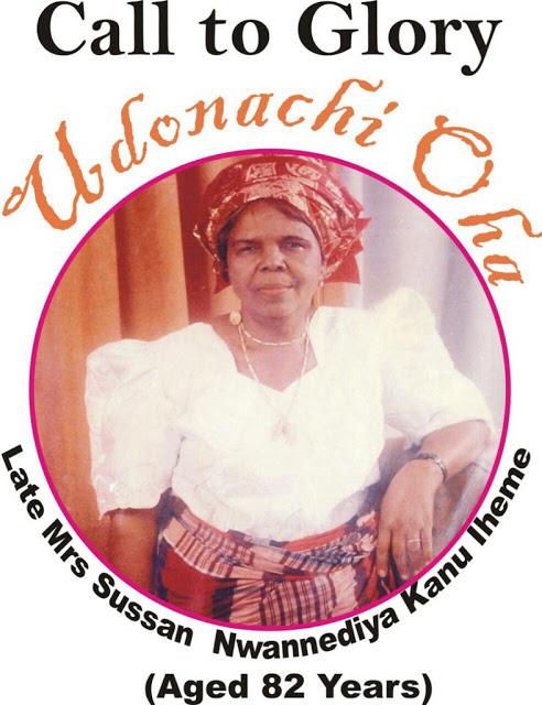 Kanu Nwankwo Buries His Mum