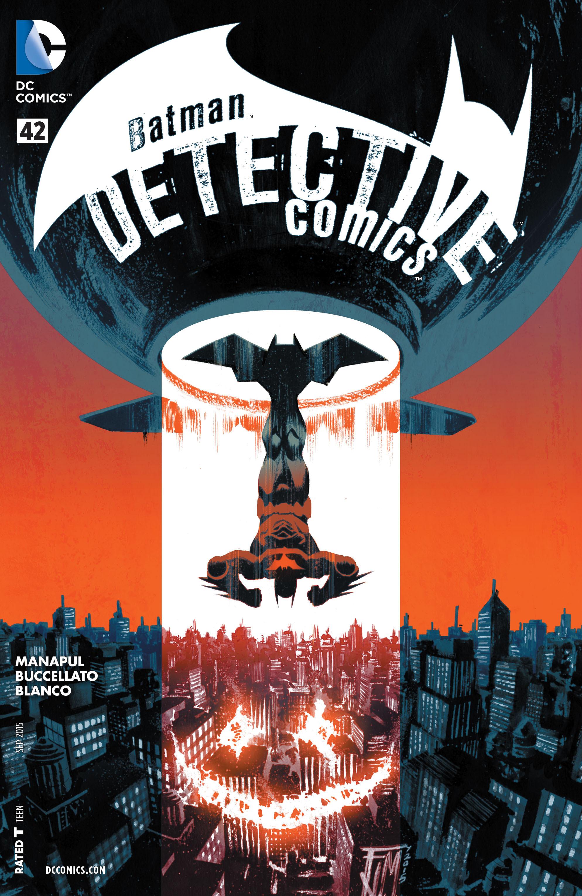 Detective Comics (2011) 42 Page 1