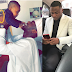 Given up? Ubi Franklin finally ditches his wedding ring
