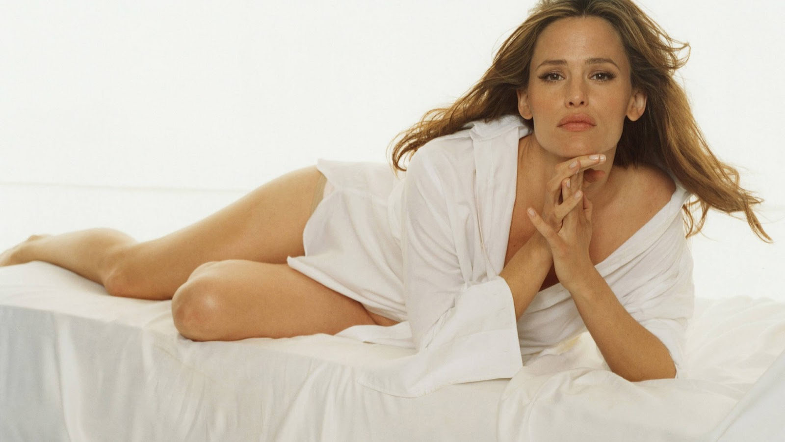 Jennifer Garner Feet