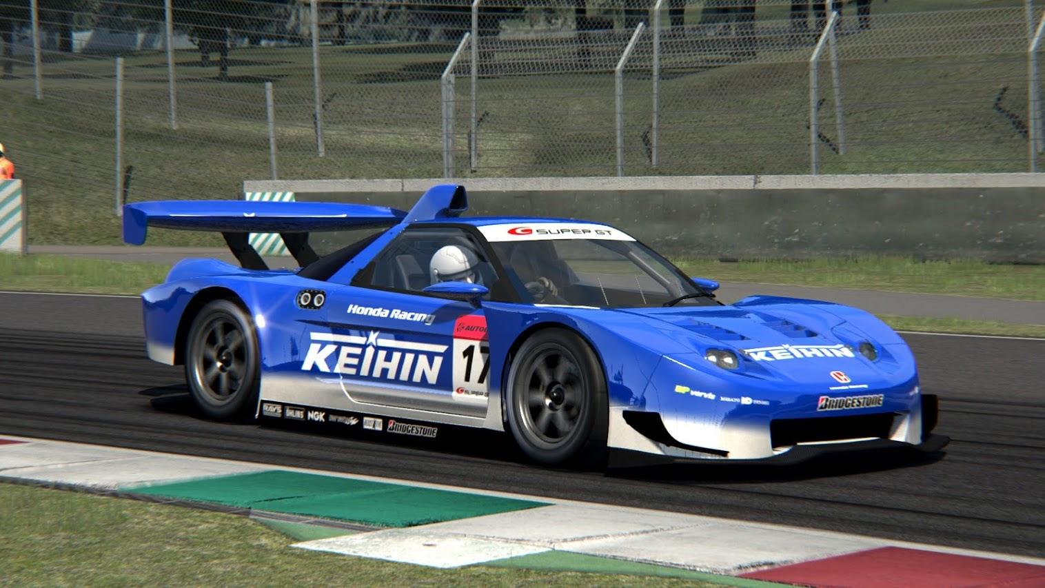 The Sim Review: Assetto Corsa Mods Autobacs JGTC series