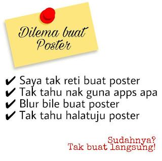 tips buat poster menarik dan kreatif