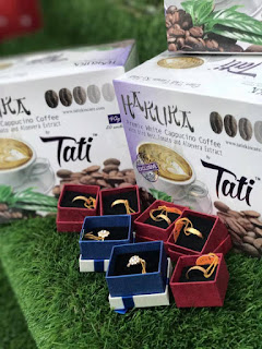 HAKUKA CAPPUCINO COFFE BY TATI