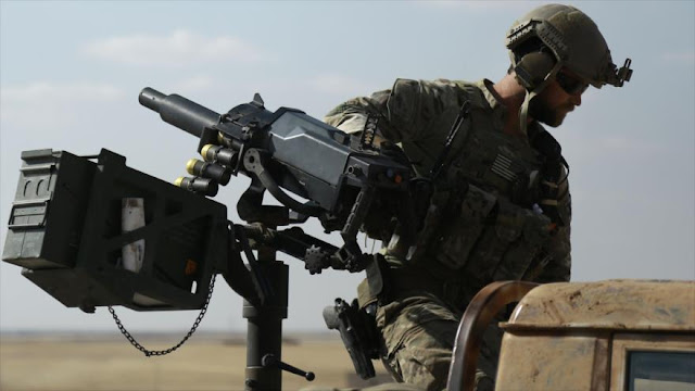 """Pentágono: Un militar de EEUU muere en Siria de """"causa natural"""""""