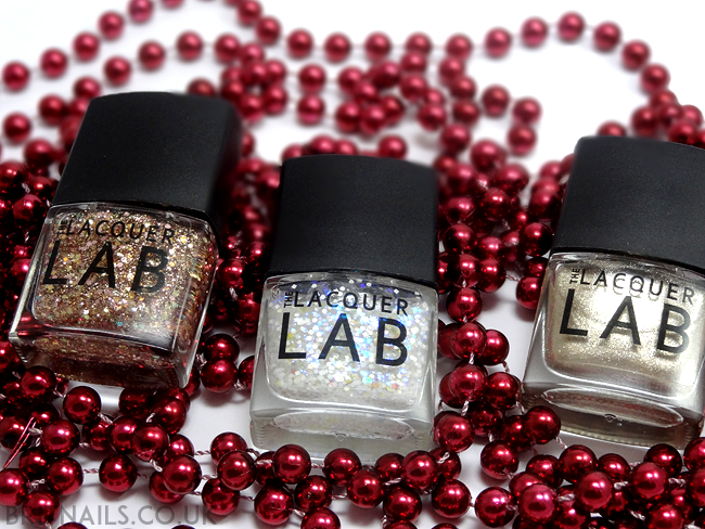 The Lacquer Lab Festive Trio